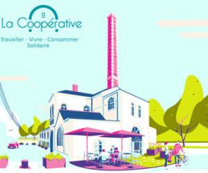 «15 lieux» : Le bureau de Ganesh dans les starting-blocks pour «La Coopérative»
