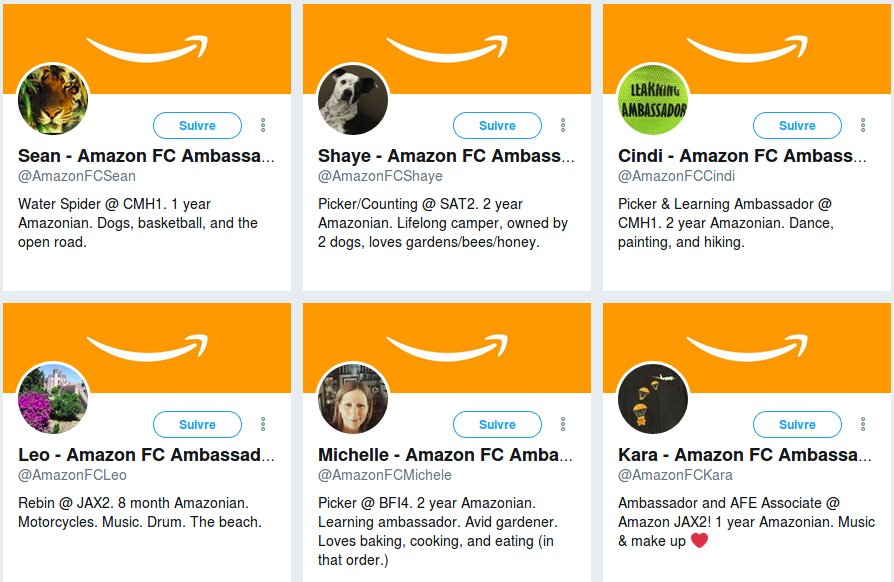 """Employee advocacy : chez Amazon, """"peut mieux faire""""."""